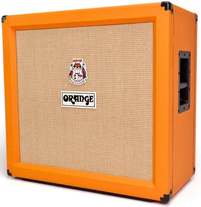 Caja Acústica Amplificador Guitarra Orange Ppc412