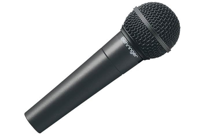 Micrófono Behringer Xm8500