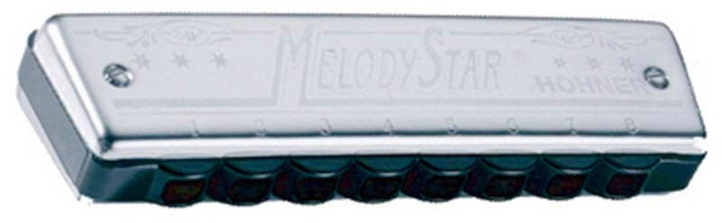 Armónica Hohner Melody Star