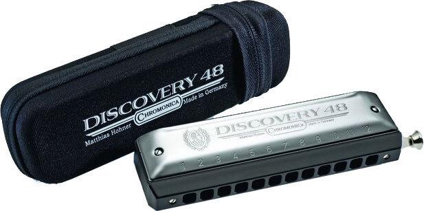 Armónica Hohner Discovery 48