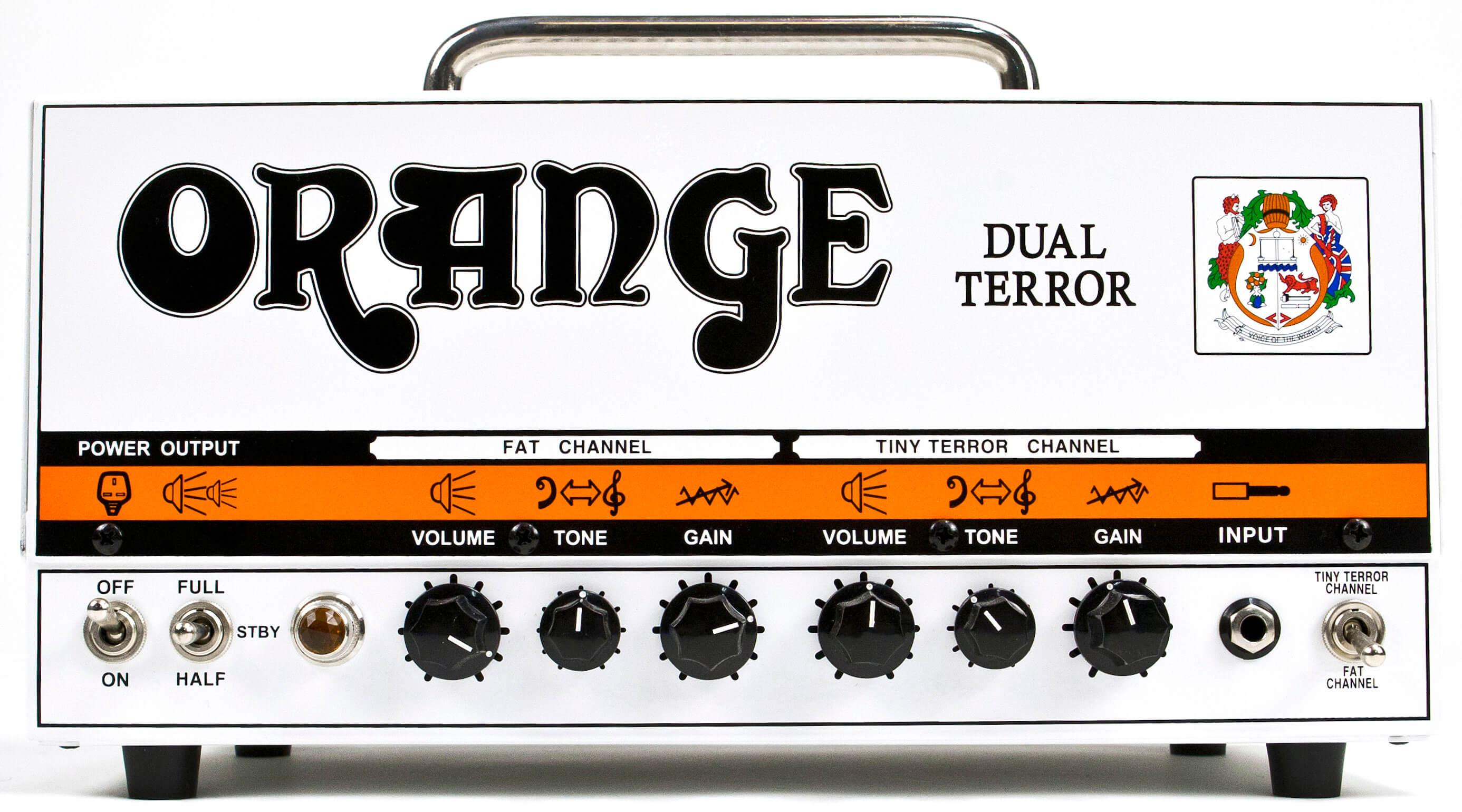 Amplificador Guitarra Orange Dual Terror Dt30H