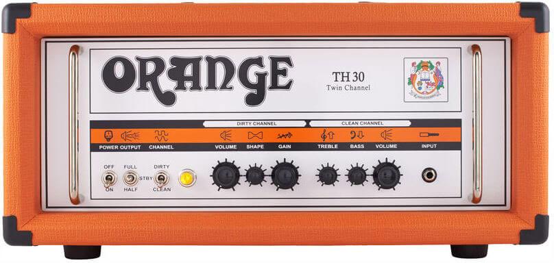 Amplificador Guitarra Orange Th30H