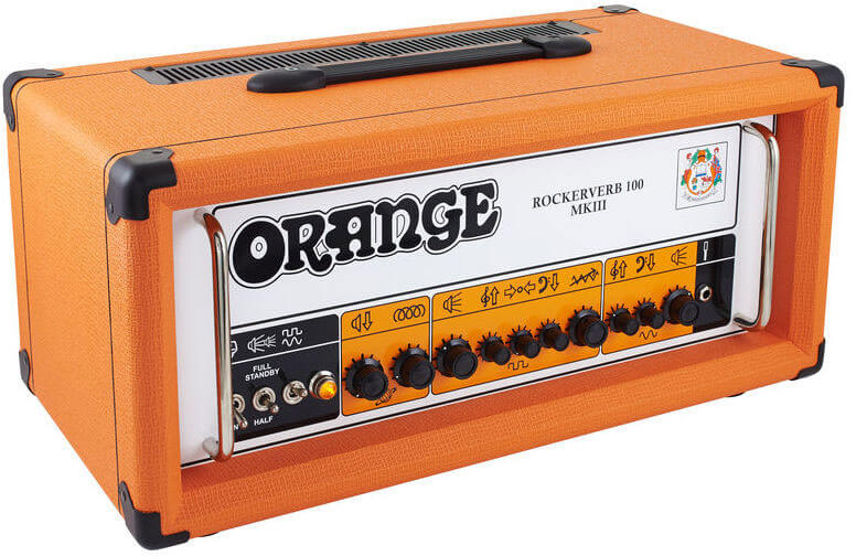 Amplificador Guitarra Orange Rockerverb 100H MKIII