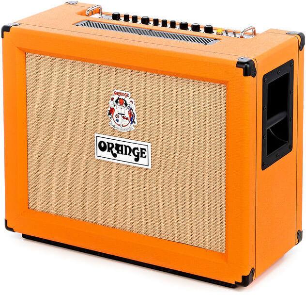 Amplificador Guitarra Orange Rockerverb 50C MkIII