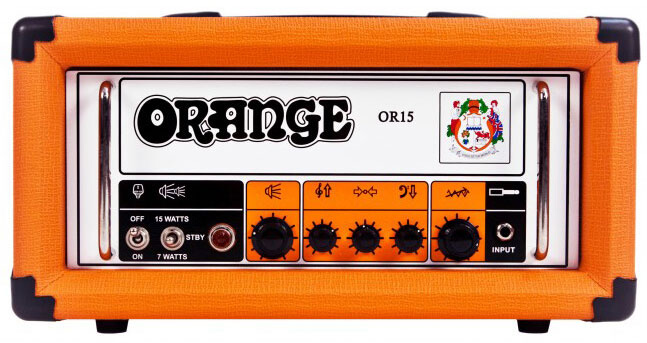 Amplificador Guitarra Orange Or15H