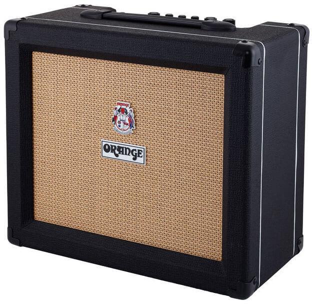 Amplificador Guitarra Orange Crush 35Rt Bk