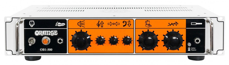 Amplificador Bajo Eléctrico Orange Ob1-500