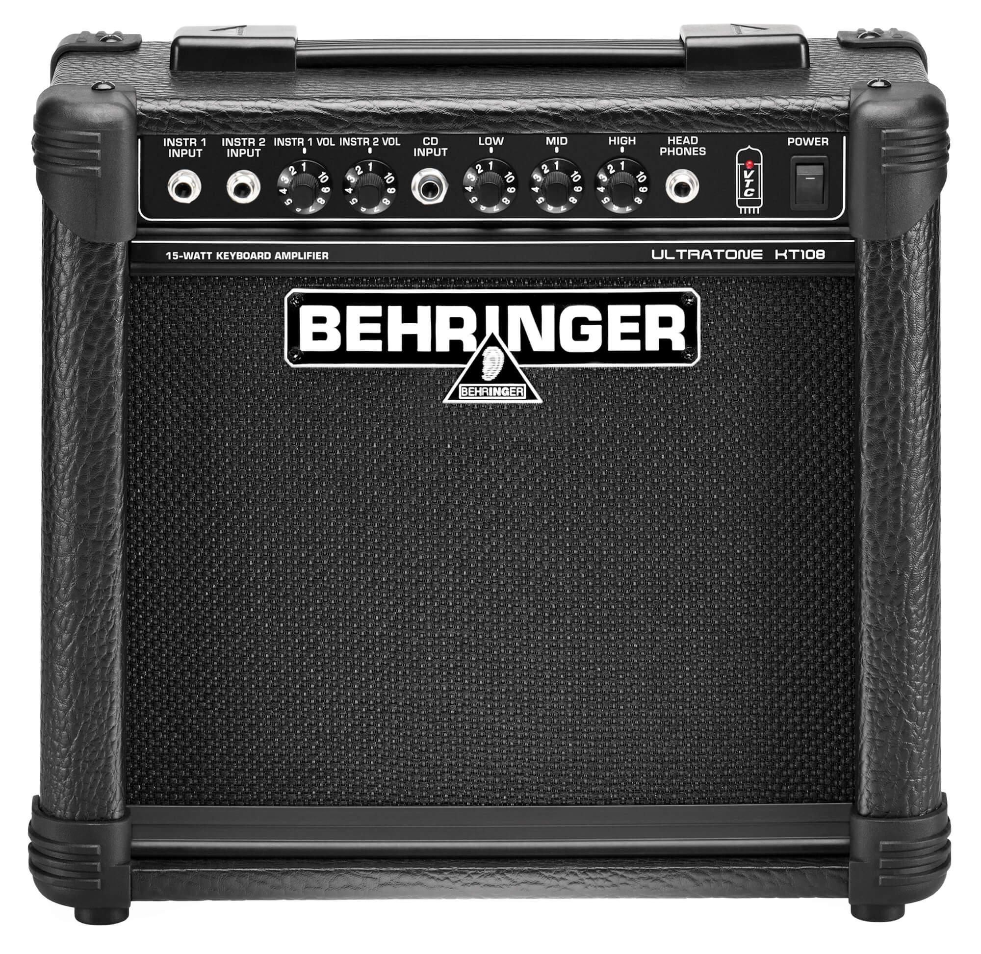 Amplificador Mezcador Multi-Instrumento Behringer Kt108