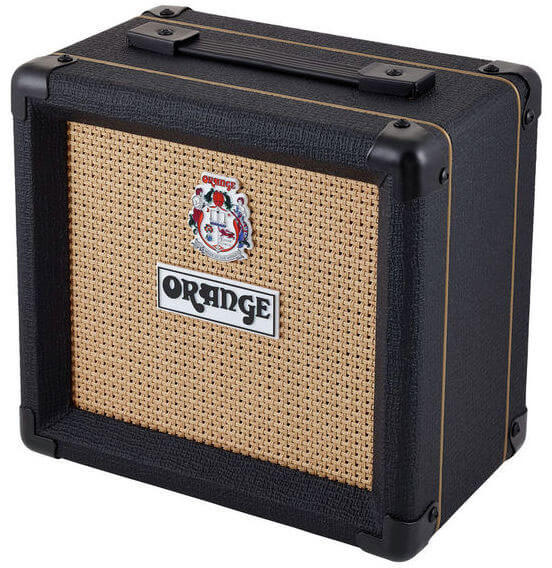Caja Acústica Amplificador Guitarra Orange Ppc108 Bk