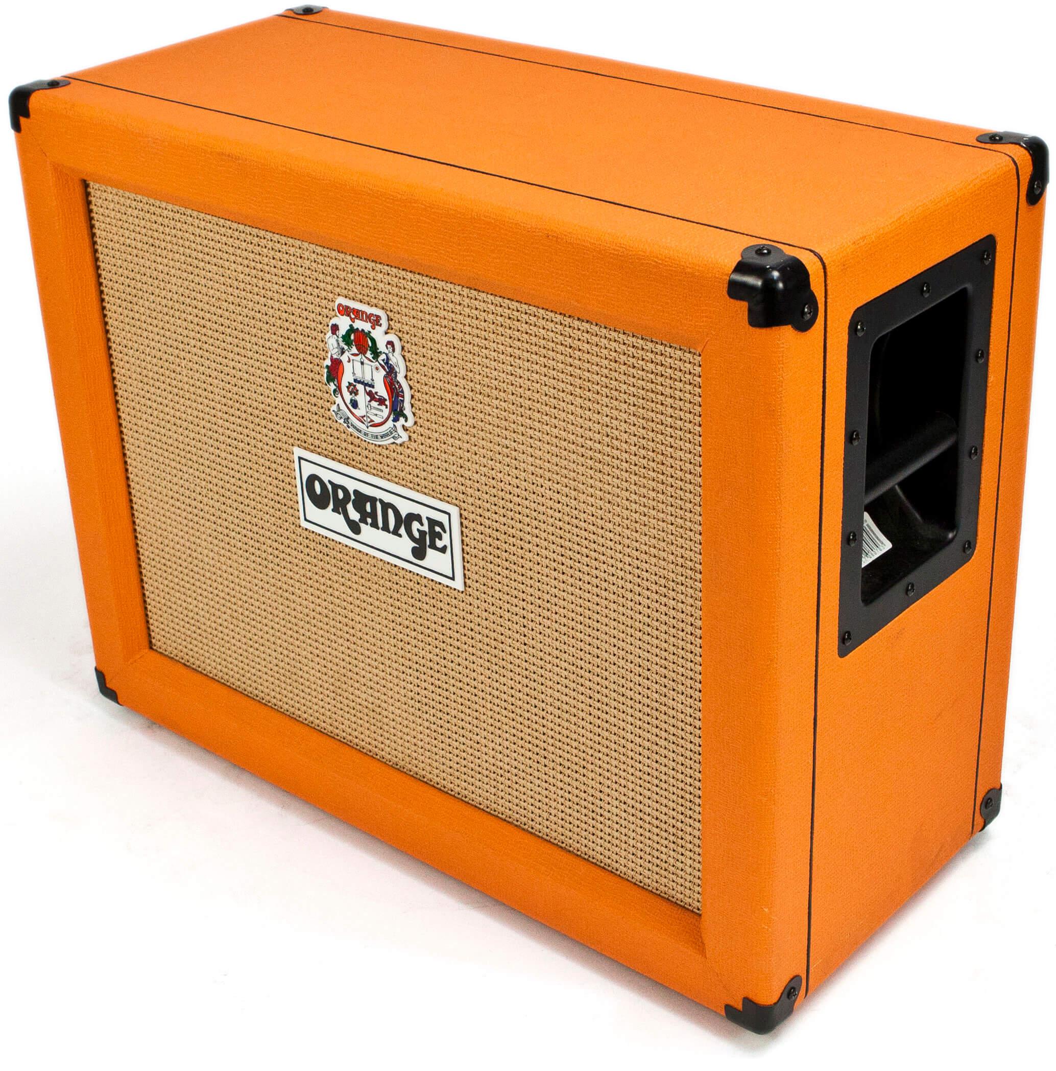 Caja Acústica Amplificador Guitarra Orange Ppc212Ob
