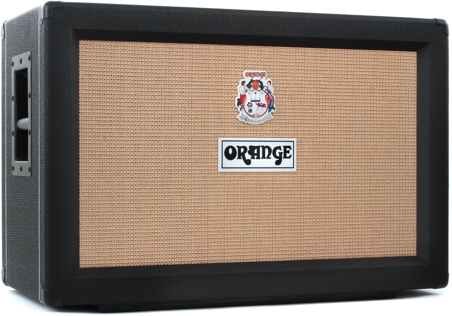 Caja Acústica Amplificador Guitarra Orange Ppc212 Bk