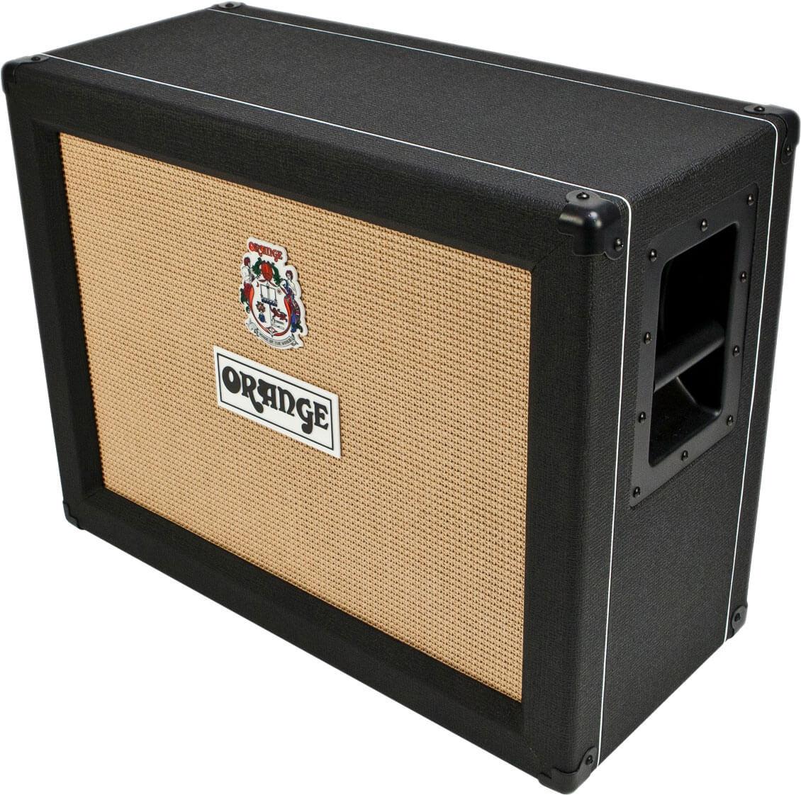 Caja Acústica Amplificador Guitarra Orange Ppc212Ob Bk