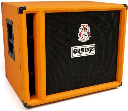 Caja Acústica Amplificador Bajo Eléctrico Orange Obc115