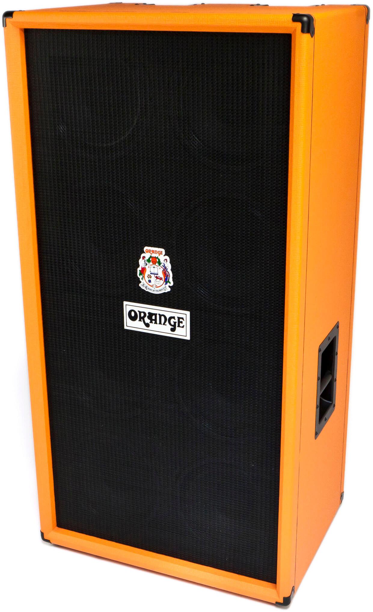 Caja Acústica Amplificador Bajo Eléctrico Orange Obc810