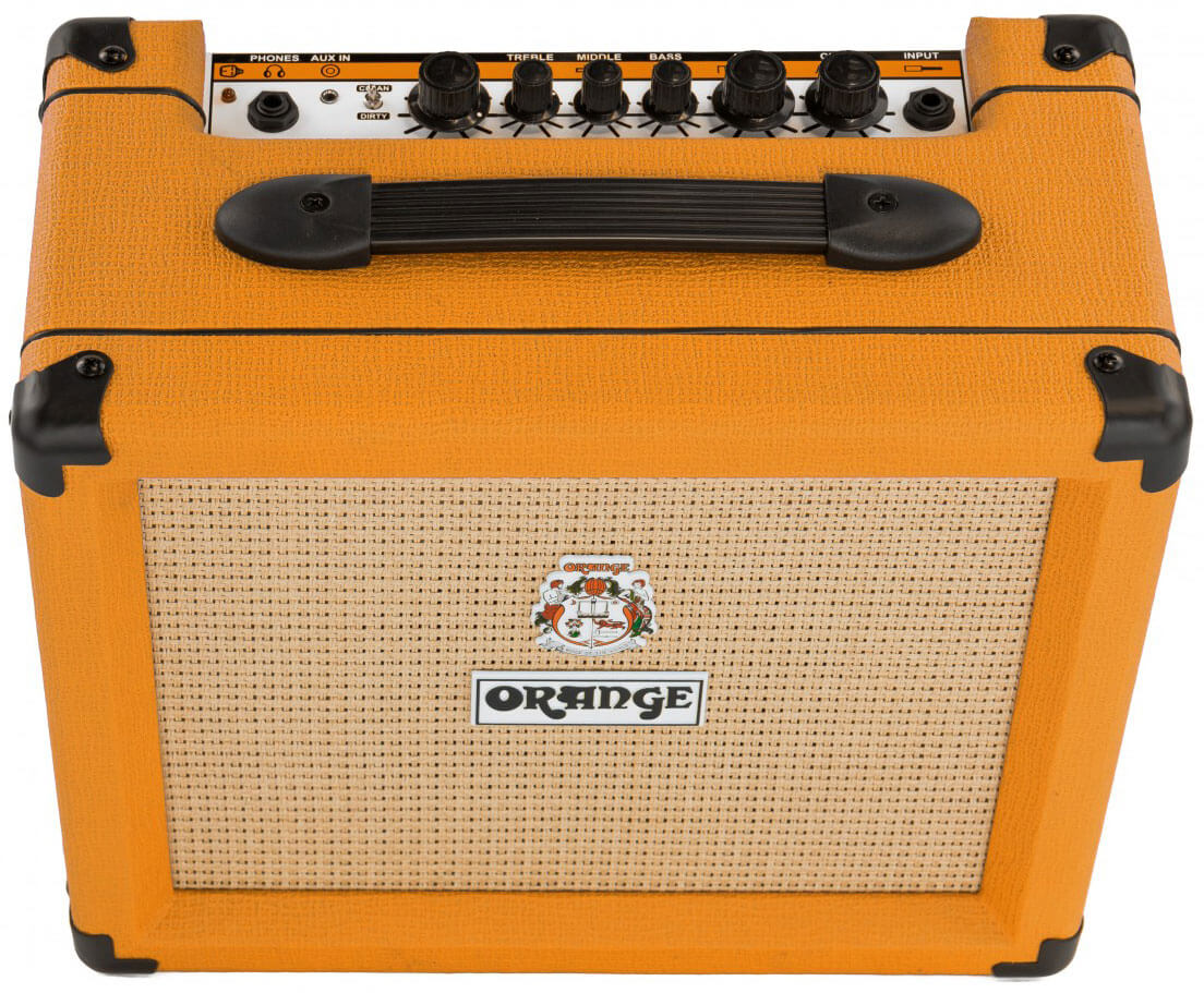 Amplificador Guitarra Orange Combo Crush 20