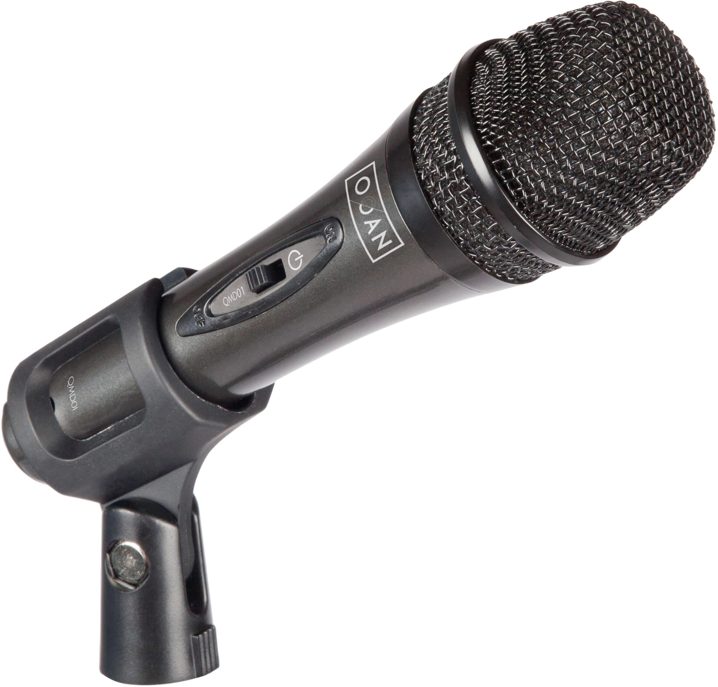 Micrófono Oqan Qmd01 Basiq