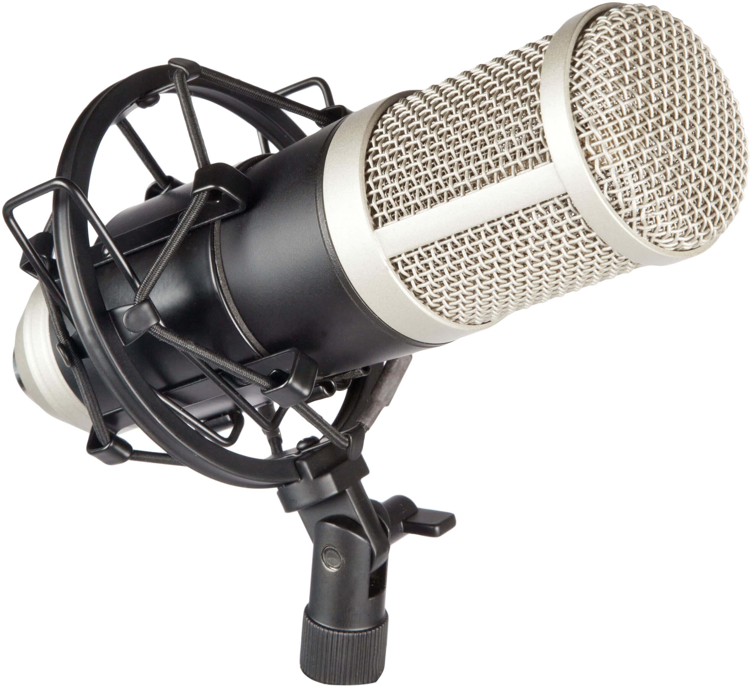 Micrófono Oqan Qmc01-Usb Studio