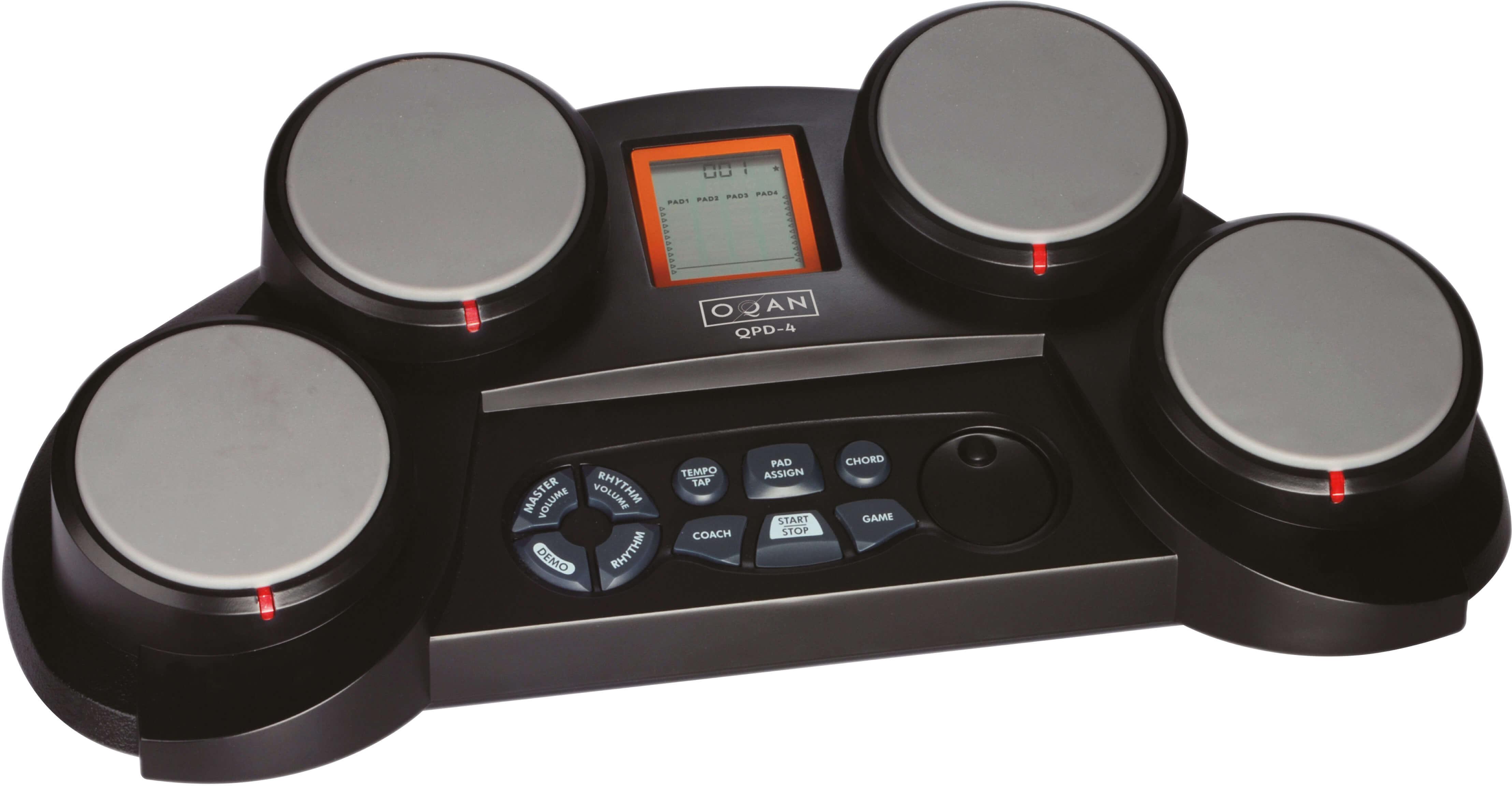 Batería Electrónica Oqan Qpd-4 Compact Drum