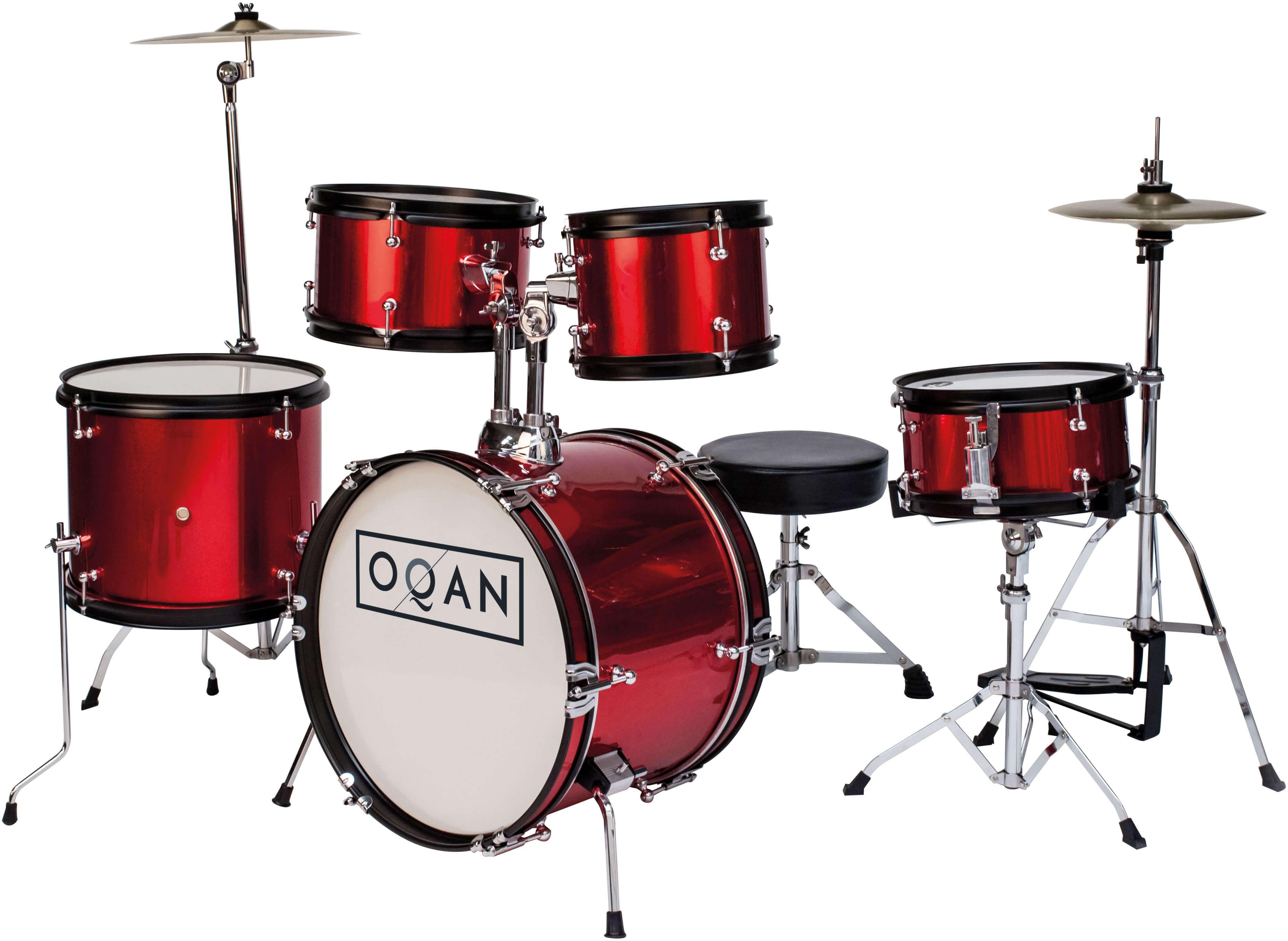 Batería Acústica Oqan Qpa-5 Junior