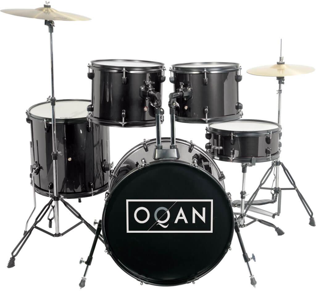 Batería Acústica Oqan Qpa-10 Standard