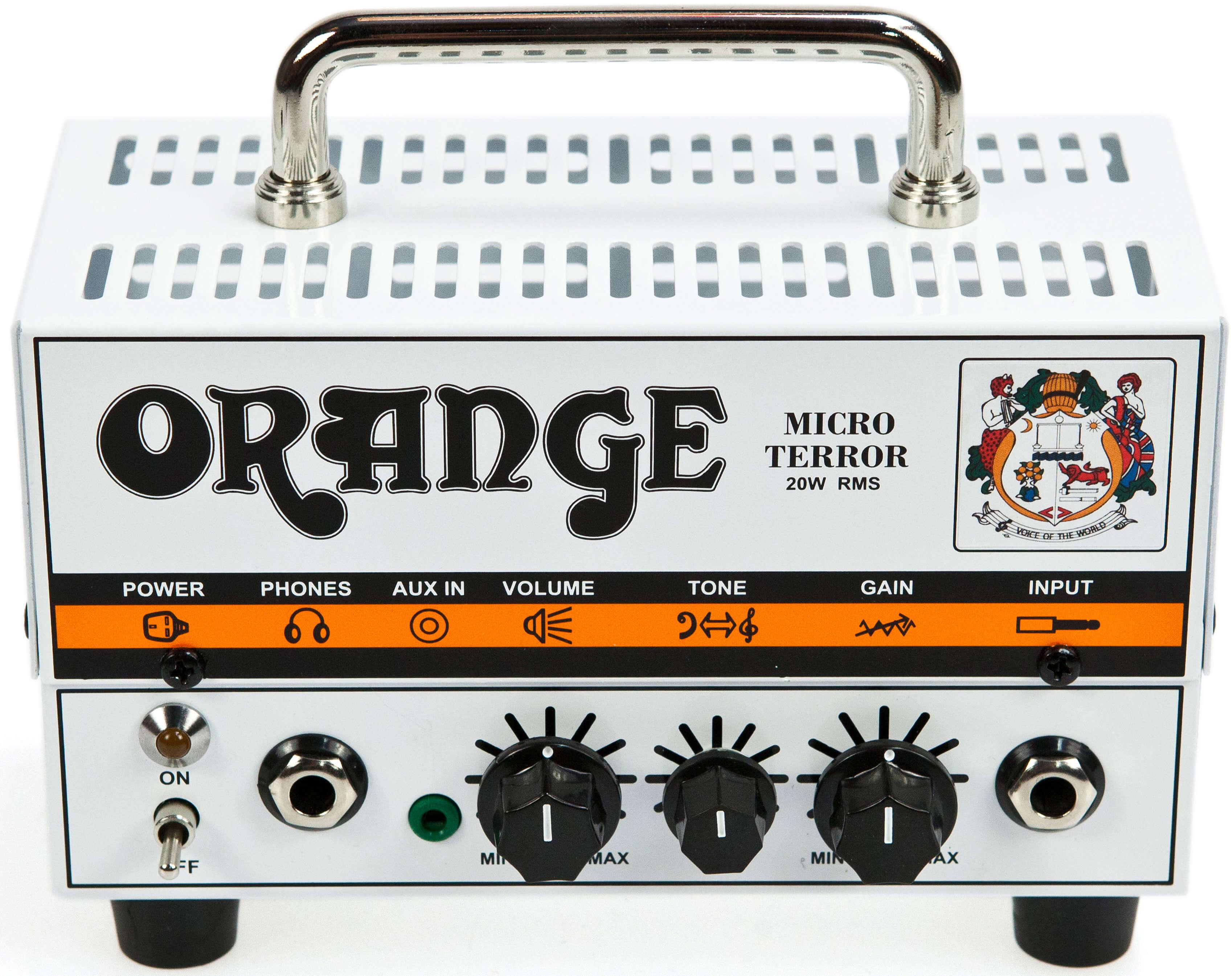 Amplificador Guitarra Orange Micro Terror