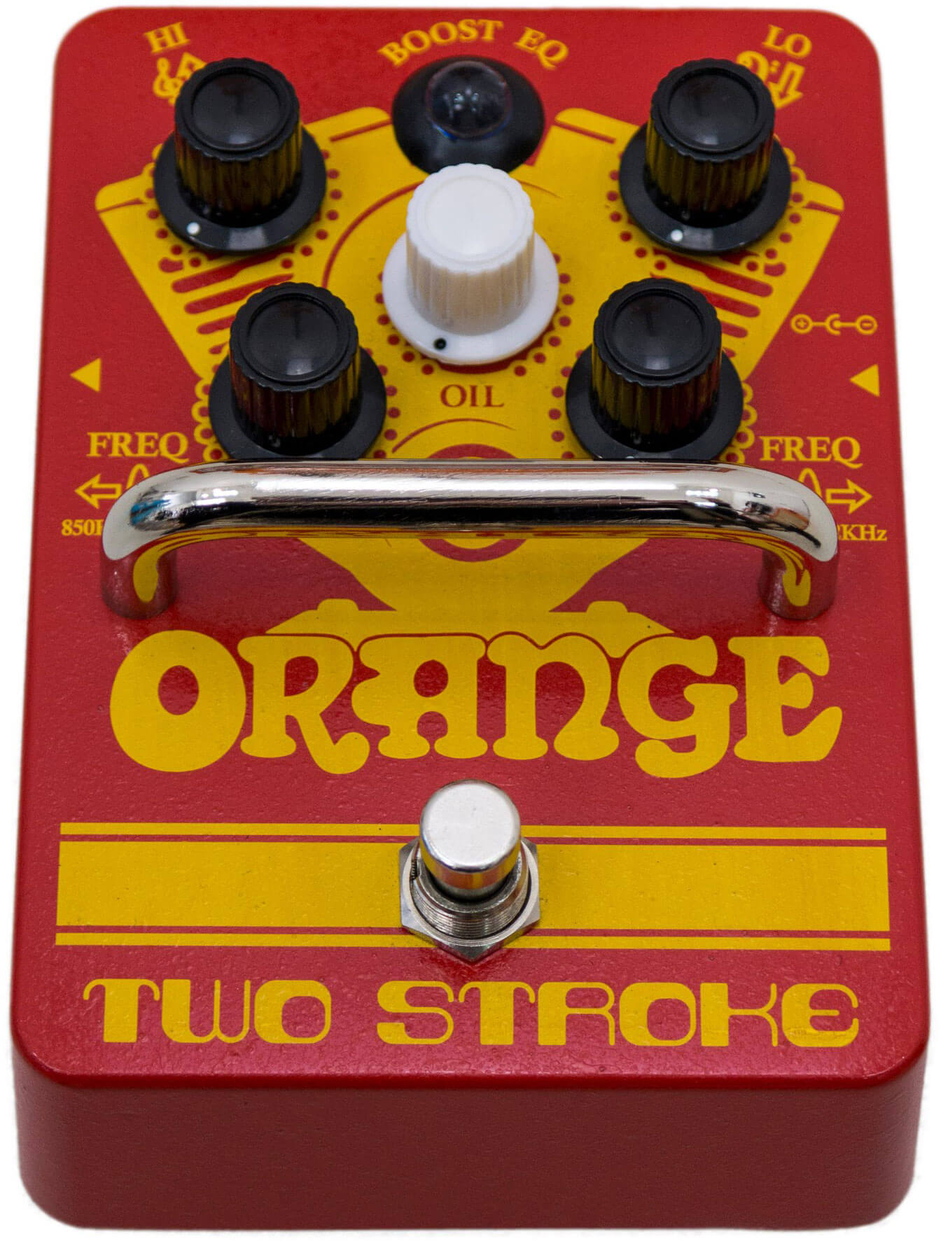 Pedal De Efecto Orange Two Stroke