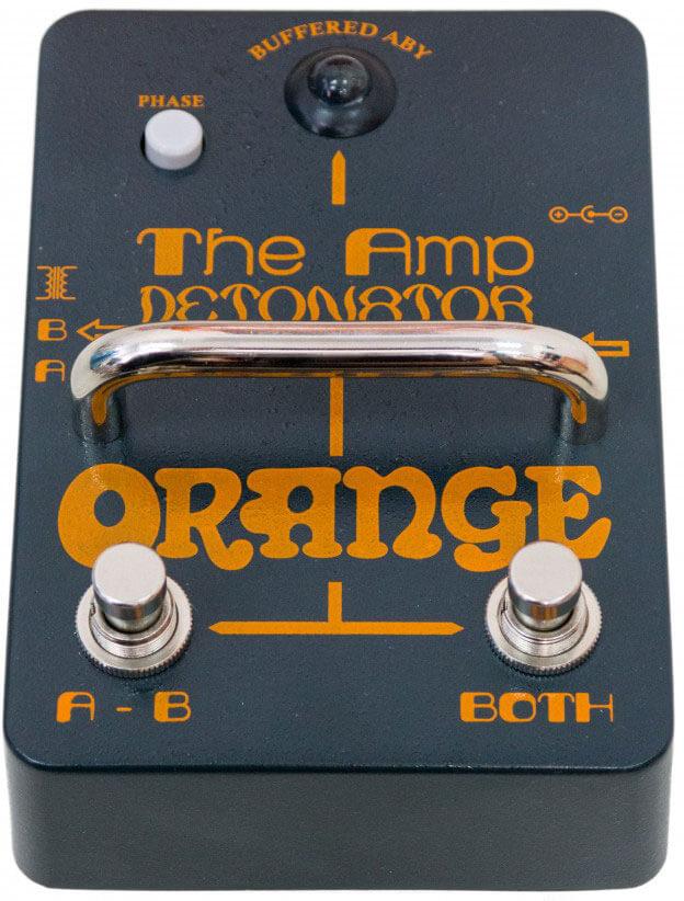 Pedal De Efecto Orange Amp Detonator