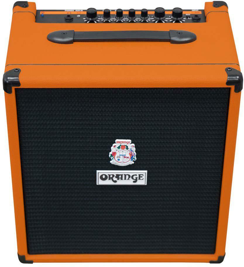 Amplificador Bajo Eléctrico Orange Crush Bass 50