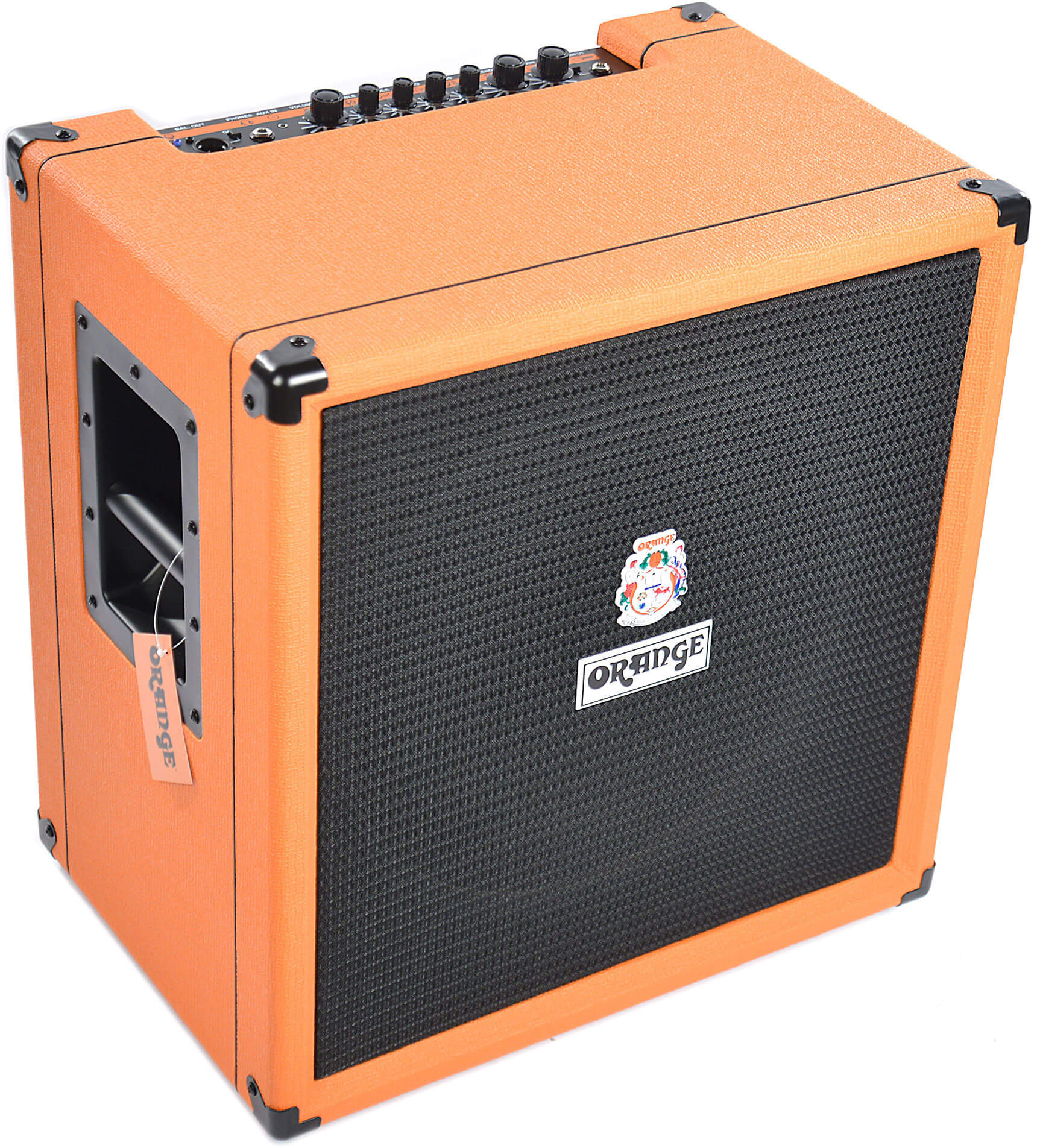 Amplificador Bajo Eléctrico Orange Crush Bass 100