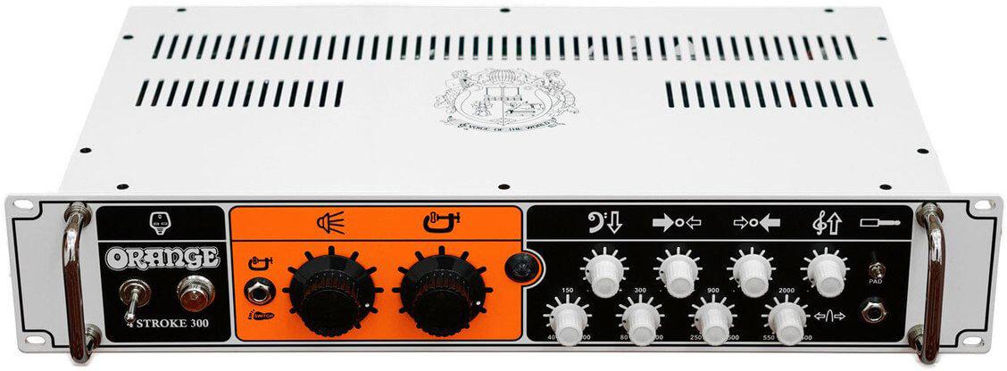 Amplificador Cabezal Bajo Eléctrico Orange 4-Stroke 300