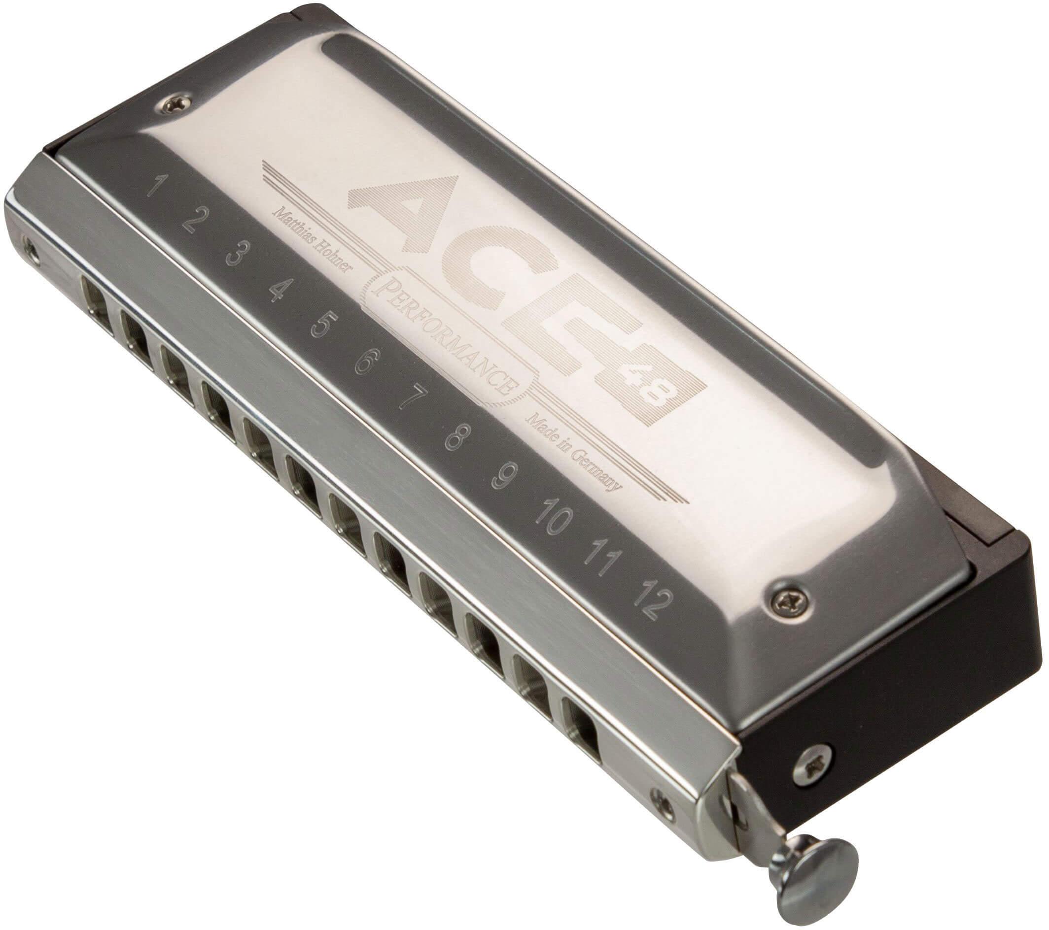 Armónica Hohner Ace 48 C