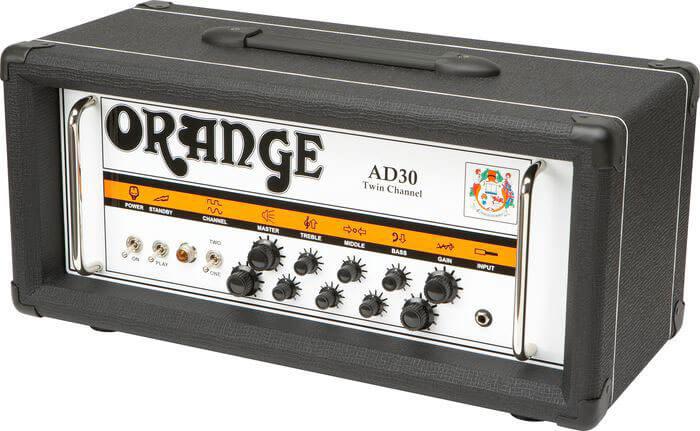 Amplificador Guitarra Orange Ad30Htc Bk