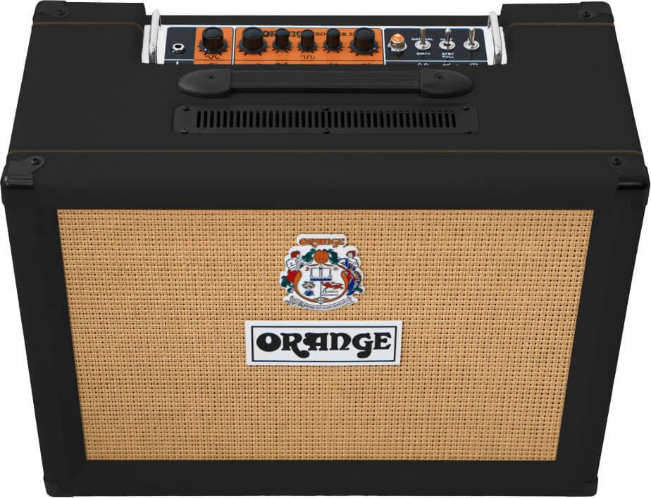 Amplificador Guitarra Orange Rocker 32 Bk