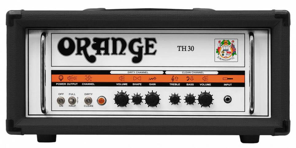 Amplificador Guitarra Orange Th30H Bk