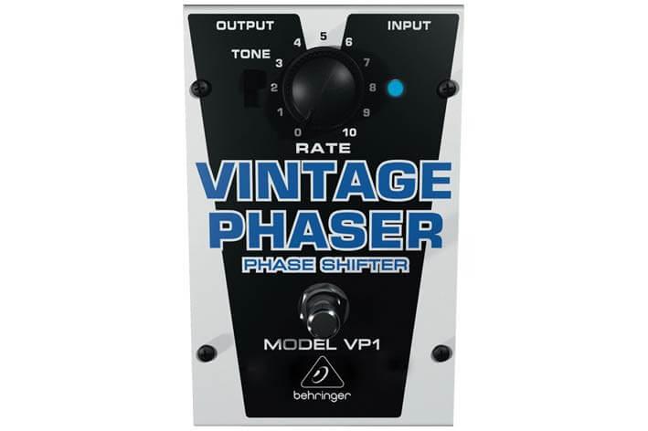 Pedal De Efectos Behringer Vintage Phaser Vp1