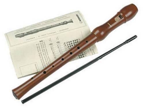 Flauta Dulce Hohner 9550 Digitacion Barroca