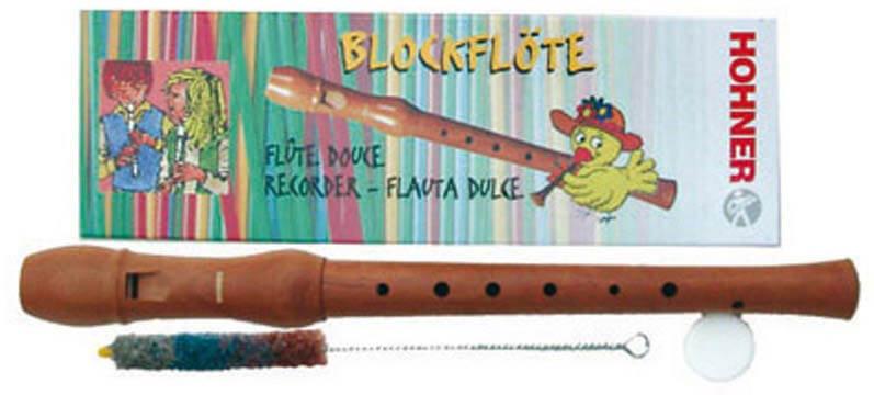 Flauta Dulce Hohner 9504