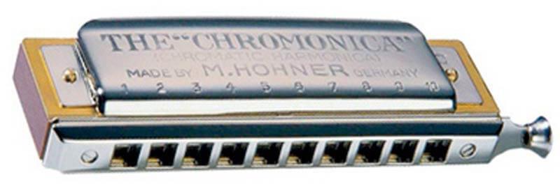 Armónica Hohner 260 / 40 C Chromonica