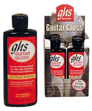 Liquido Abrillantador Para Guitarra
