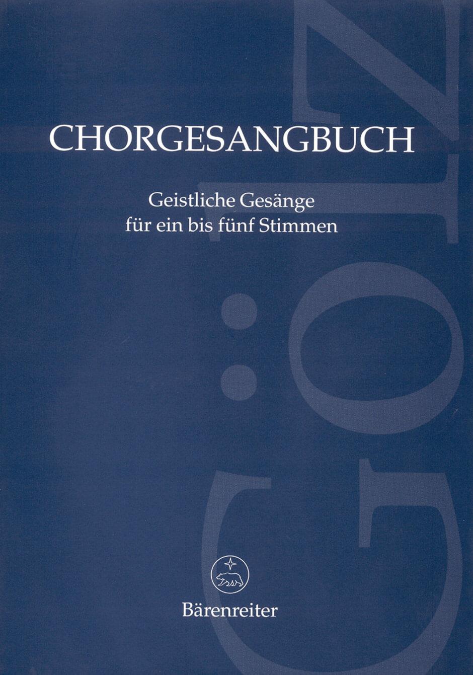 Chorgesangbuch