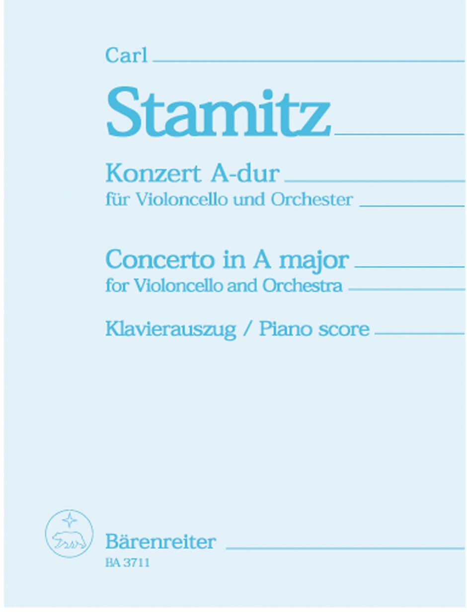 Violoncello-Konzert fur den Konig von Preussen No. 2 A major