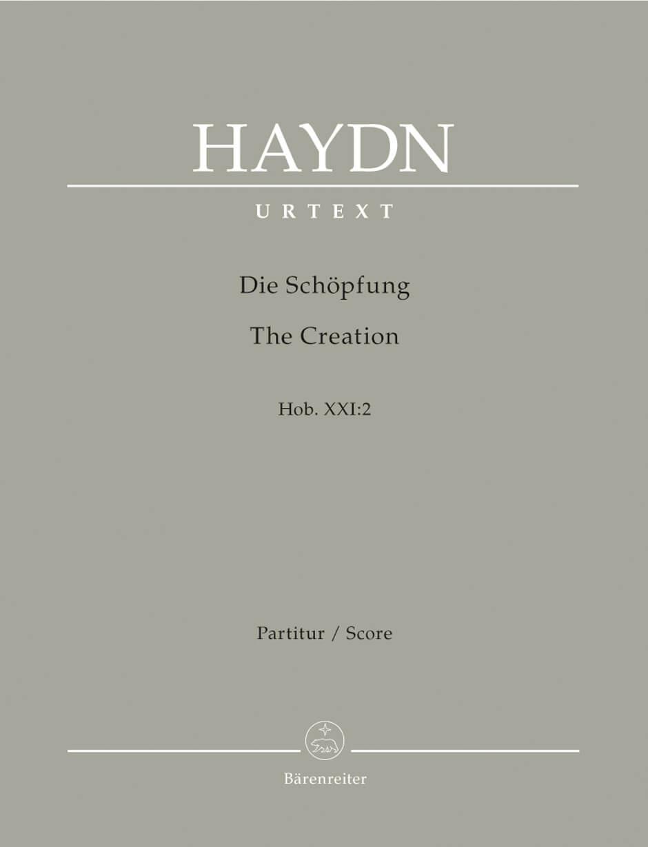 Die Schopfung (The Creation) Hob.XXI:2