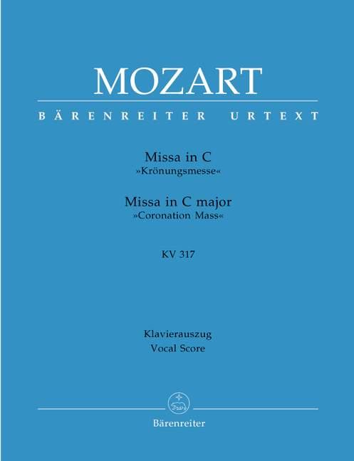 Missa C major KV317