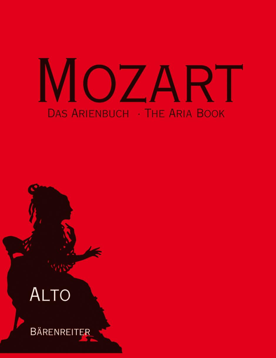 The Aria Book - Alto. Voz y piano