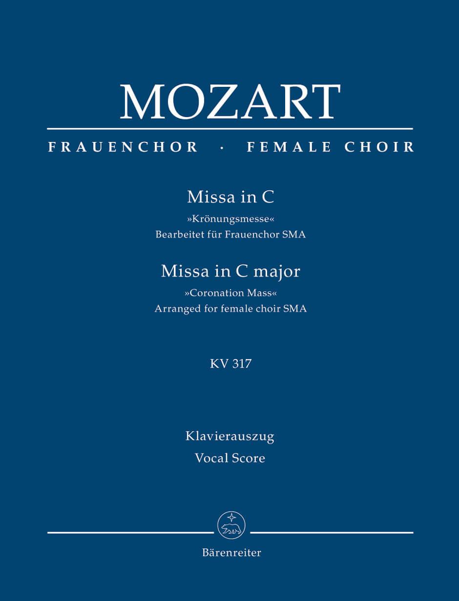 Missa C major K. 317