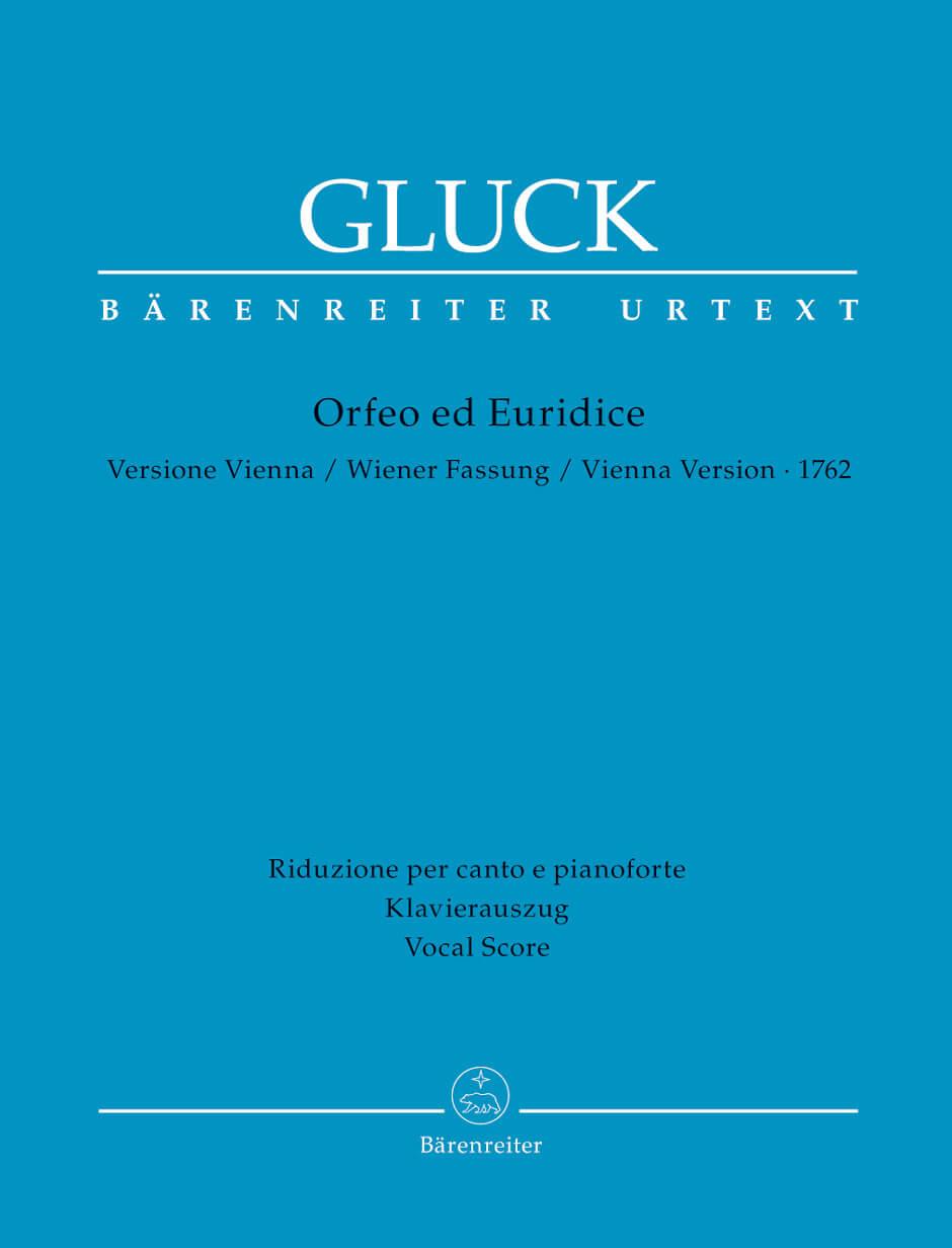 Orpheus and Eurydice -Opera in three acts- (Vienna Version 1