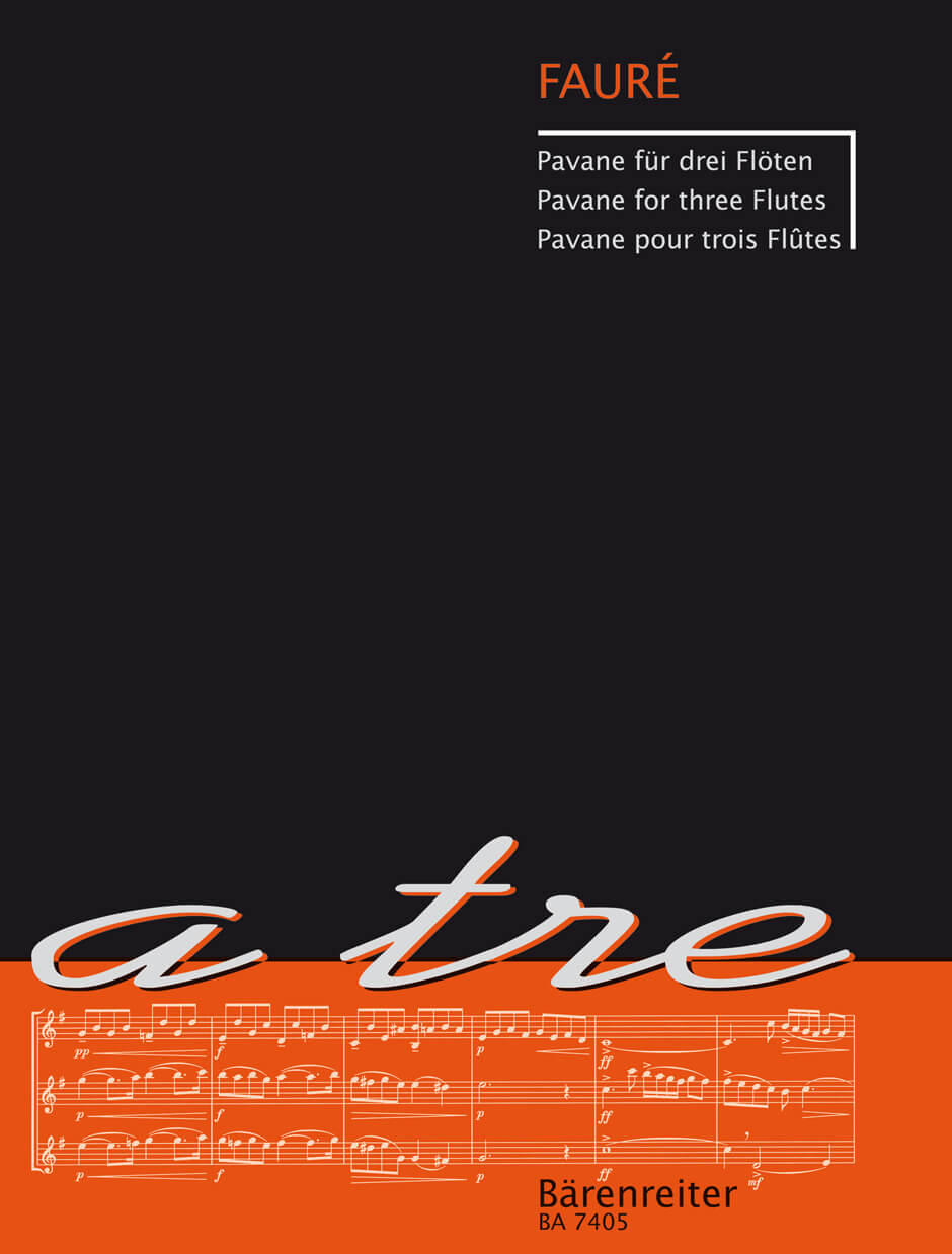 Pavane for three Flutes