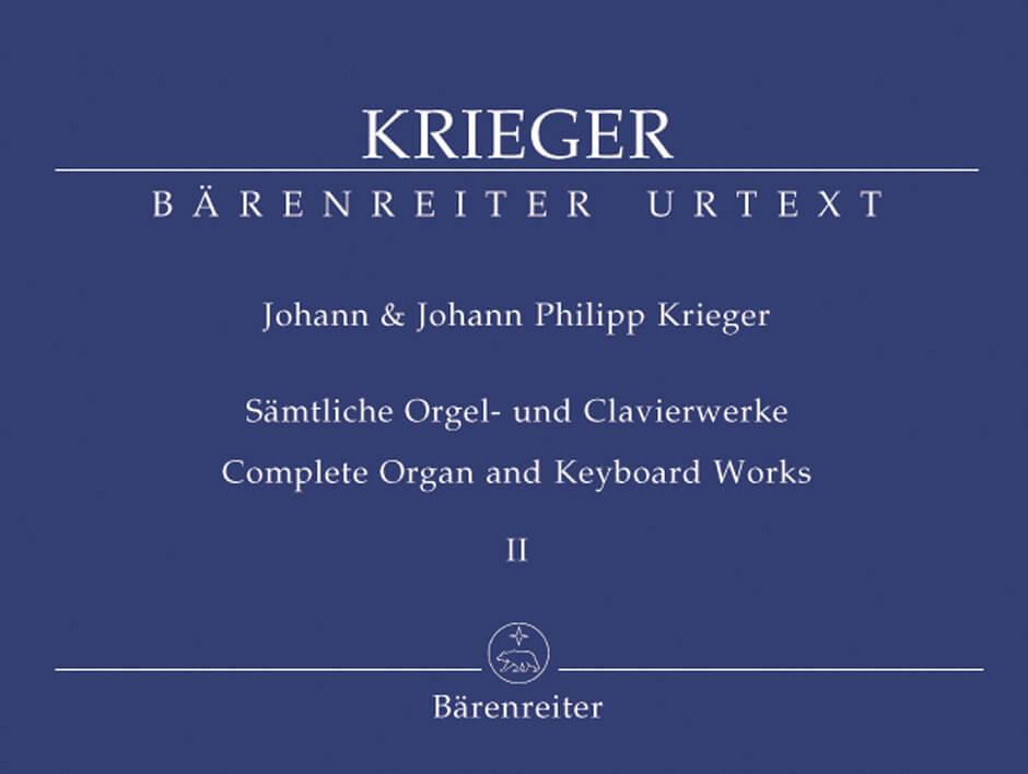 Samtliche Orgel- und Klavierwerke. Band 2