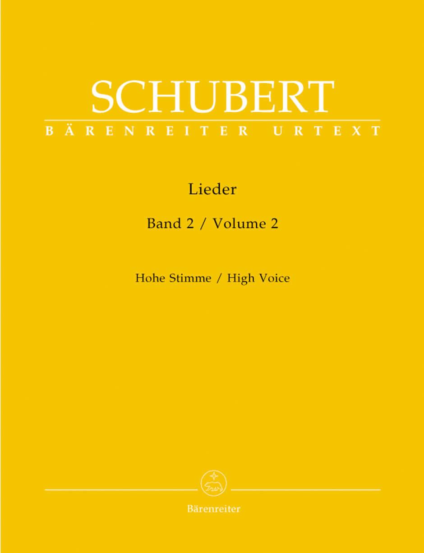 Lieder, Volume 2 Op.26-79