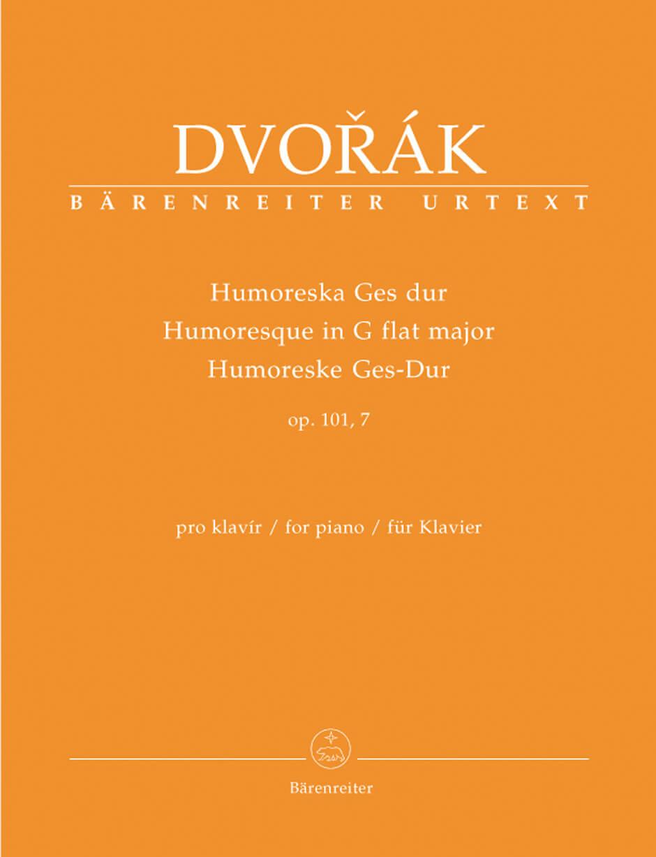 Humoresque G flat major Op.101,7 .Dvorak